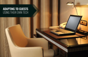 Hotel News: Guests' use of personal devices grows during pandemic