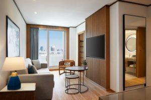 Hotel News: Marriott Unveils Sheraton's New $1 Billion-Plus Look — Finally